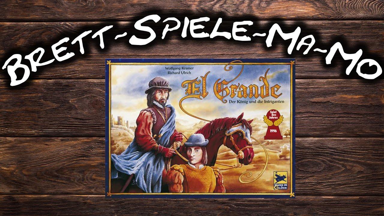 [Brett-Spiele-Ma-Mo] El Grande
