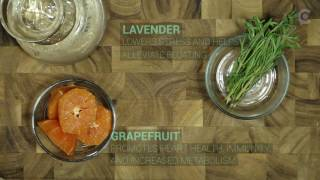 Health Benefits Of Infused Waters