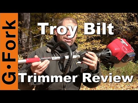 Troy Bilt String Trimmer Review – GardenFork