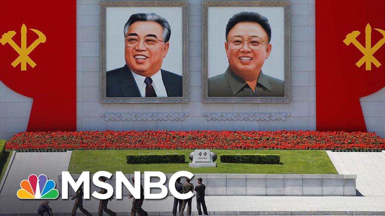 Treasury Department Announces New Sanctions Against North Korea | MSNBC thumbnail