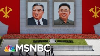 Treasury Department Announces New Sanctions Against North Korea | MSNBC thumbnail