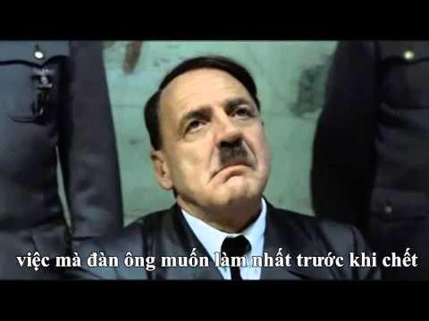 Hai VL ! Hitler đi hiếp dâm vào ngày tận thế
