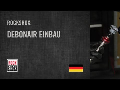 RockShox - DEBONAIR EINBAU
