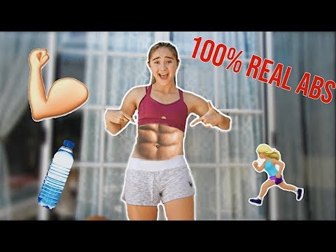 My workout routine! (10/10 to get you some abs)