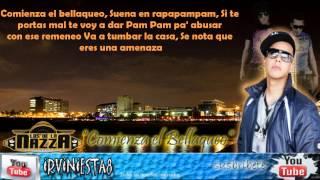 Daddy Yankee - Comienza El Bellaqueo (Letra) (El Imperio Nazza Gold Edition)