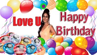Sreejita De || Tv & Movie Actress || Happy Birthday Status || Greeting & Wishes || Short Bio