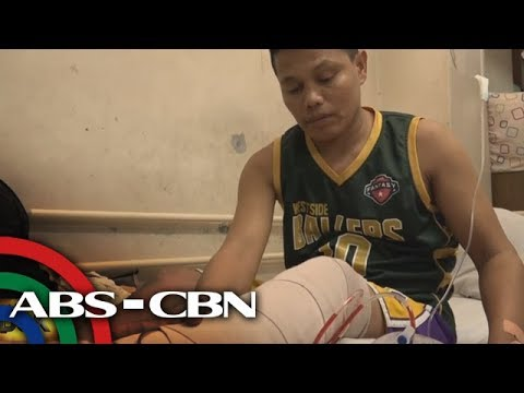 [ABS-CBN]  Salamat Dok: Benjie Tapang and his experience on a motorcycle accident
