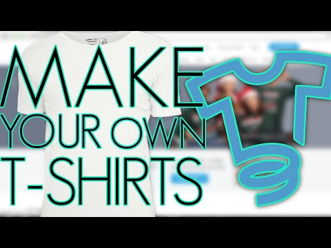 Video How to Make Your Own T-Shirts and Sell Them for FREE! | TeeSpring