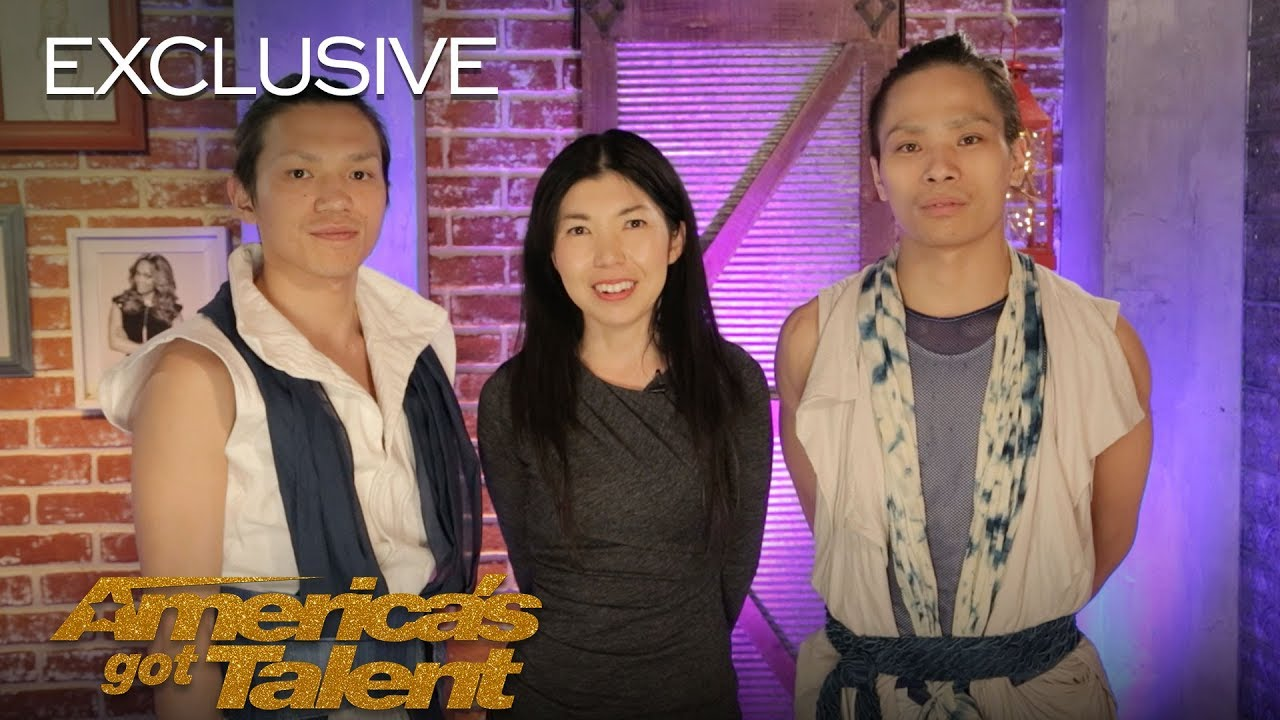Blue Tokyo Is Excited To Perform On The World's Biggest Stage - America's Got Talent 2018 thumbnail