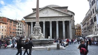 preview picture of video 'Rome, Italy: The Pantheon'