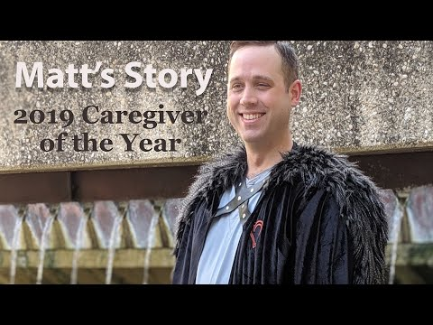 , title : 'SYNERGY HomeCare 2019 Caregiver of the Year is Matt