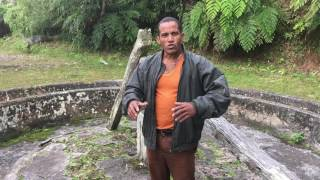 La plantation de café La Isabelica/ Santiago de Cuba