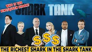 Richest Investor in Shark Tank