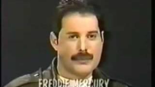 Freddie Mercury Interviewed By Lisa Robinson 1983