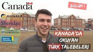 Kanada'da Yaşayan Türk Talebeleri - Belgesel (Bölüm 1)