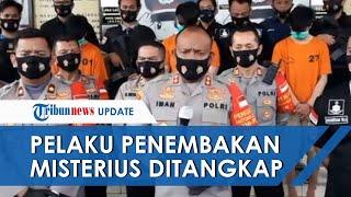 Penangkapan Pelaku Penembakan Misterius di Tangerang Incar Pengendara di Tangsel, Ini Kronologinya