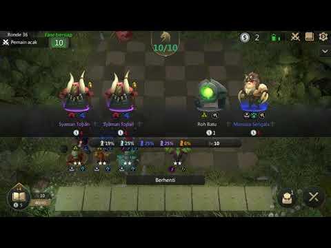 Auto Chess + Cara Shinooz Juara = jangan lupa subscribe