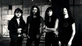 Metallica - Blackened (Intro reversed as outro with explosion) HD