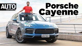 Porsche Cayenne prova que esportivos podem, sim, ser espaçosos