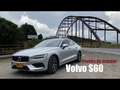 Test drive Volvo S60