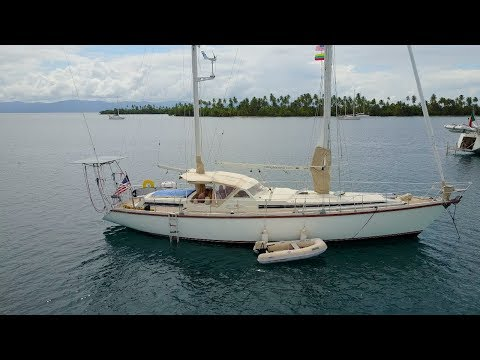 Aquarius Boat tour - AMEL Super Maramu 2000 / Sailing Aquarius #21