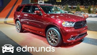 2017 Dodge Durango Review | Features Rundown | Edmunds