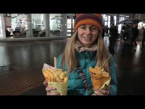 kanukassel-TV: Belgische Pommes - FETT!