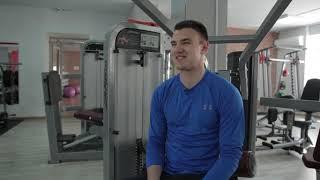 История успеха.  Фитнес