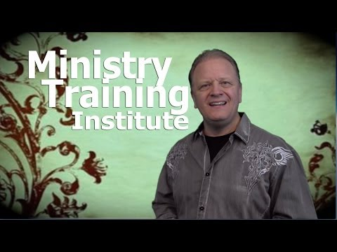 Ministry Training Institute - YouTube