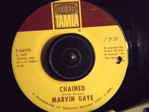Chained performed by Marvin Gaye