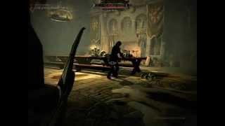 Паралич в Skyrim