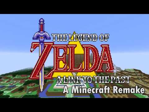 The Legend of Zelda: A Link to the Past Adventure Map (WIP ...