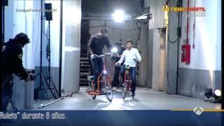 Ciencia con Marron: Las biciletas del futuro I El Hormiguero 3.0