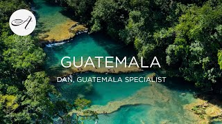 My travels in Guatemala, 2016