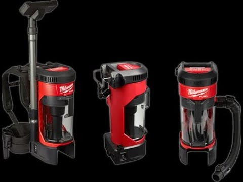 Milwaukee M18 FUEL 3-in-1 Backpack Vacuum Review