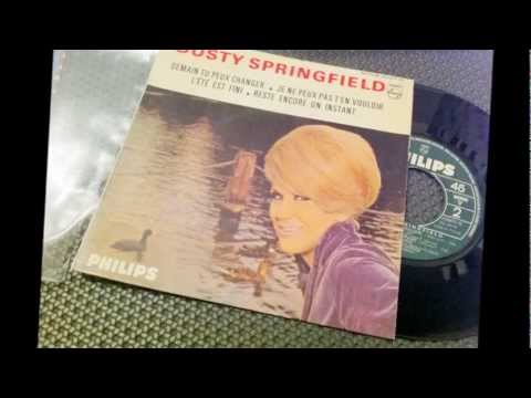DUSTY SPRINGFIELD , demain tu peux changer ( THE SHIRELLES , Will you Love me tomorrow )