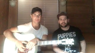 Dan + Shay - Setting The World On Fire (Kenny Chesney + P!nk Cover)