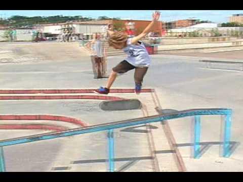 Davenport Skatepark Montage