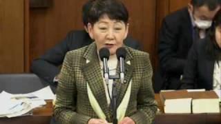 共同親権について(2)~馳浩議員/衆院法務委員会 3月9日,2010