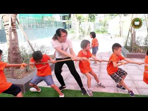 Ngày hội Sport Day tại Victoria Thăng Long