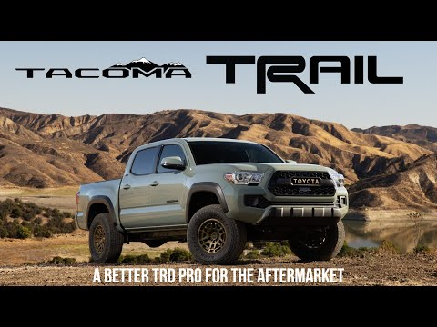 The 2022 Toyota Tacoma Is A Sweet Spot Between Price, Looks, And Off-Road Capability