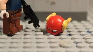 Lego Flash-Captain Cold