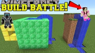 Minecraft: BUILD BATTLE!!! - OPPOSITE CHALLENGE! - Mini-Game