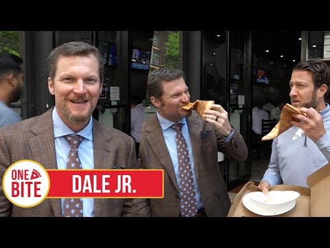 (Dale Earnhardt Jr.) Barstool Pizza Review - Rosella's Pizzeria