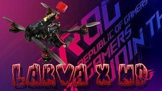 Larva X HD Happymodel ( FPV ) # 1