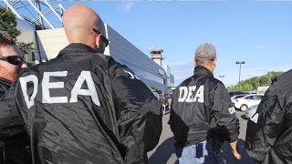 DEA agents accused of attending sex parties funded by Colombian drug cartels