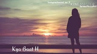 Badal Pe Paon Hain(Lyrical) | Whatsapp status   - YouTube