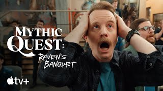 Mythic Quest: Raven's Banquet — First Look | Apple TV+