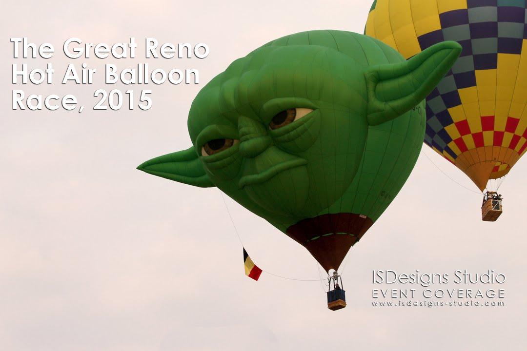 Great Reno Hot Air Balloon Race