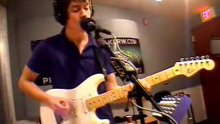 Arctic Monkeys Live @ KCRW Session 2005 FULL